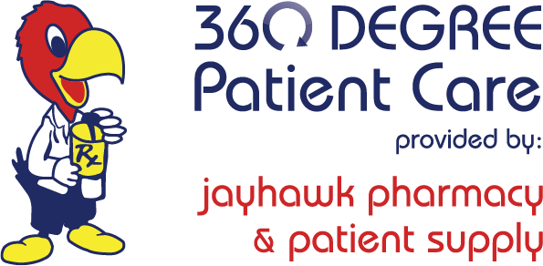 Jayhawk Pharmacy Logo